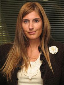Paulina Focaia, directora de Recursos Humanos de Novartis Argentina